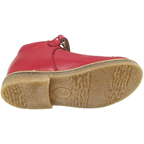 Froddo G2140020, Mary Jane fille rouge (red)