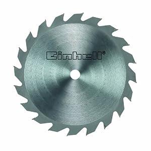 Einhell 4502046 HM-Circular Saw Blade 200 x 16 x 2.8 mm, 20 Tooth