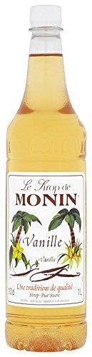 Monin Premium Vanilla Syrup 1 L