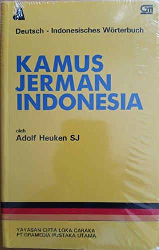 Deutsch Indonesisch Wörterbuch Kamus Jerman Indonesia