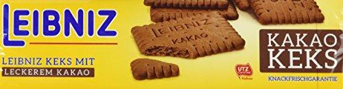 Preisvergleich Produktbild Leibniz Kakaokeks,  20er Pack (20x 200 g)