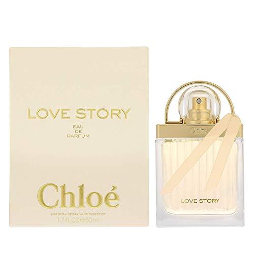 Chloe Love Story femme/woman, Eau de Parfum, Vaporisateur/Spray 1er Pack (1 x 50 ml)