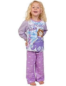 ThePyjamafactory - Pigiama Disney a tema di Sofia la Principessa, per bambine dai 3 ai 6 anni