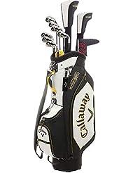 Callaway Golf Set Warbird Men`s RH inkl. Cartbag Komplett