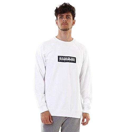 Preisvergleich Produktbild Napapijri N0YHN9002 Sweatshirts Mann Weiß XS