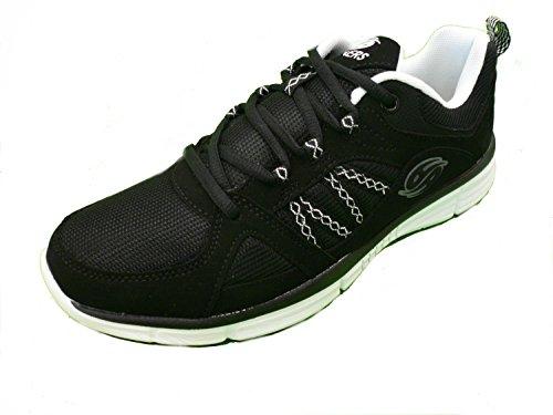 Dockers by Gerli Herren 37EQ016 Sneakers Schuhe Schwarztöne