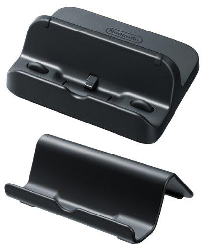 Nintendo Wii U - Base De Recarga + Soporte Gamepad