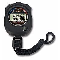 Challen Waterproof Digital LCD Stopwatch Chronograph Timer Counter Sports Alarm