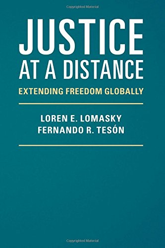 Justice at a Distance: Extending Freedom Globally
