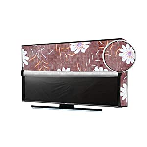 JM Homefurnishings Waterproof, Weatherproof and Dust-Proof LED Smart TV Cover for Sony Bravia (32 Inches) Full HD KLV-32W672F Protect Your LCD-LED-TV Now Floral Print