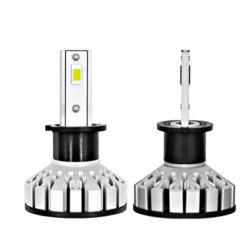 Preisvergleich Produktbild zantec Auto LED r8-h36000K Scheinwerfer Ersatz Lampe für RV Wohnmobil SUV MPV KFZ 12V R82