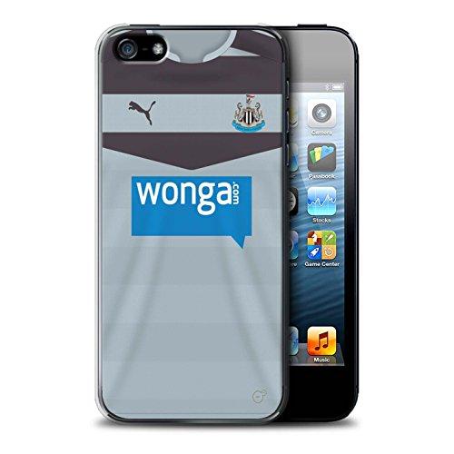 Offiziell Newcastle United FC Hülle / Case für Apple iPhone SE / Pack 29pcs Muster / NUFC Trikot Away 15/16 Kollektion Torwart