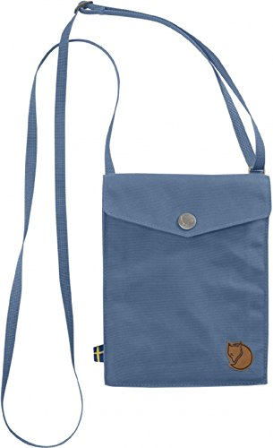 Fjällräven Pocket, Zaino Unisex Adulto Blue Ridge