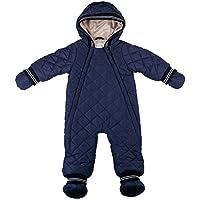 Oceankids Tuta monopezzo imbottita con cappuccio Tute da neve, da bambino 6-24 Mesi