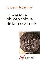 Le discours philosophique de la modernité: Douze conférences