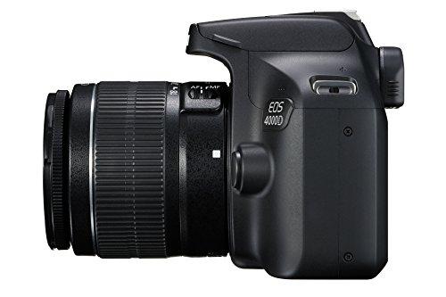 Canon-Italia-EOS-4000D-EF-S-DC-III-Fotocamera-Reflex-Nero-Lunghezza-Focale-18-55-mm