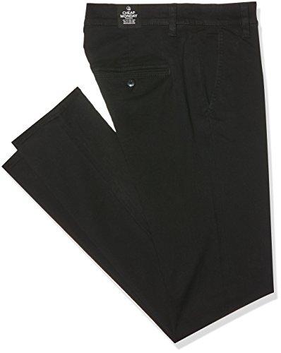 cheap-monday-slack-chino-pantalon-homme-noir-w31-l32