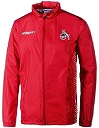 Pioggia Uhlsport Fc Giacca Köln JacketRot HeD9Y2IEWb