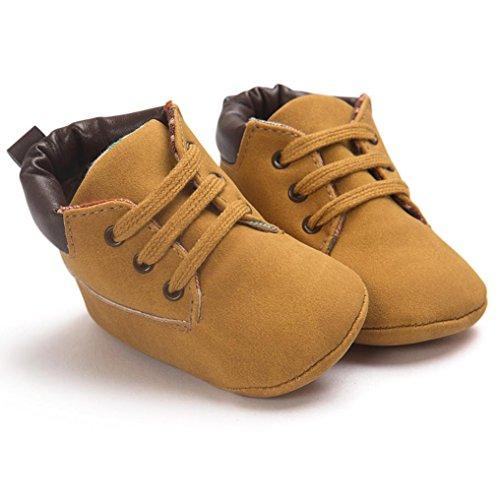 Jaminy Baby Soft Sole Leder Schuhe Säugling junge Mädchen Kleinkind Schuhe (13) Jordan-schuhe Für Kleinkinder Mädchen