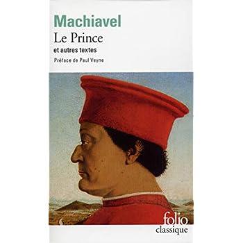 978-2070344833 Book Le Prince