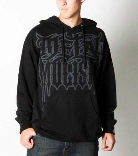 Metal Mulisha 2013 Fleece schwarz DISENGAGE FLEECE Black