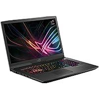 Asus ROG Strix GL703GS 43,9 cm (17,3 Zoll FHD 144Hz/3ms matt) Gaming Notebook (Intel Core i7-8750H, 16GB RAM, 1TB HDD, 256GB SSD, Nvidia Geforce GTX 1070, Win 10)
