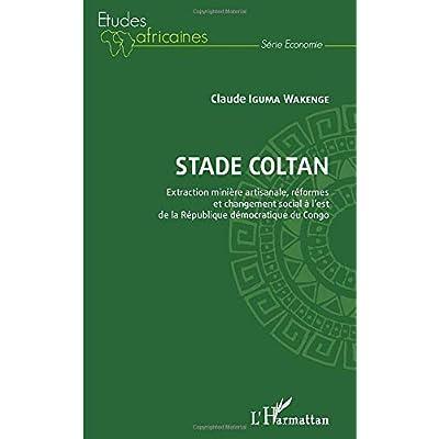 Stade Coltan. Extraction minière artisanale, réformes et changement social: à l'est de la République démocratique du Congo