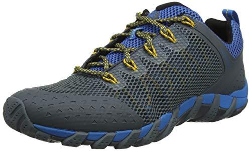Merrell Herren Waterpro Maipo Sport Aqua Schuhe, Blau Mdtrn/Gold, 50 EU