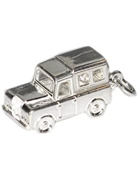 Land Rover Sterling Silber Charm Anhänger X 1-CER3100