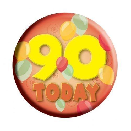 Âge 90 Générique Badge (6.2cm)