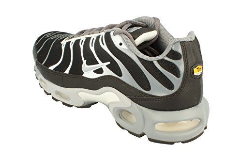 Nike Air Max Plus Tn Noir Gris Cool Wolf Gris Blanc 010