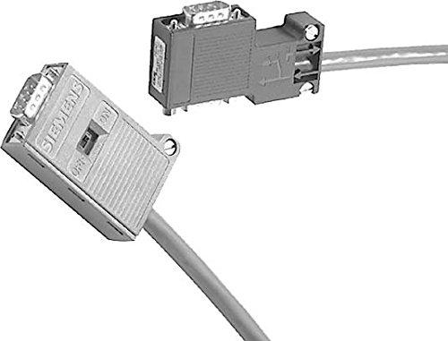 SIEMENS SIMATIC NET - CABLE CONEXION 830 2 CONECTOR SUB-D 9 POLOS 5M
