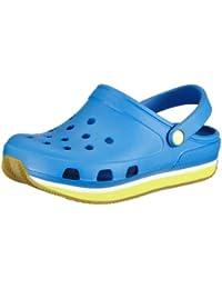 Crocs Retro - Zuecos para niños unisex
