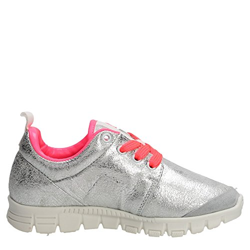 Snappy 400.30 Sneakers Fille Argent
