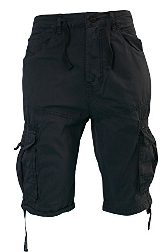 crosshatch-hombre-oprah-twill-cargo-pantalones-cortos