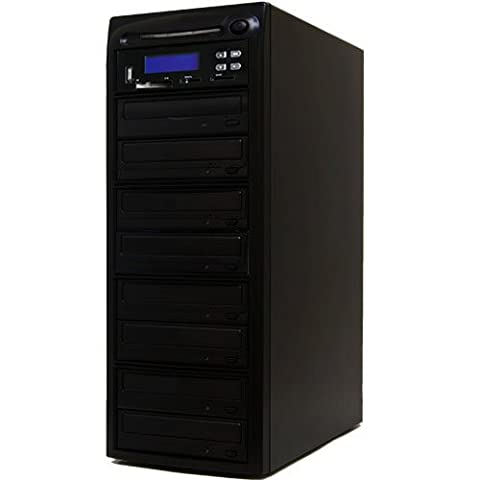 Systor 1 à 7 M-Disc CD DVD Duplicator et USB