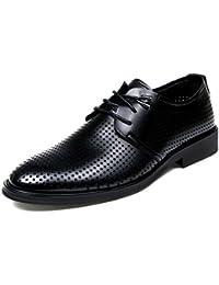 MYI Zapatos de los Hombres de Verano Nueva Juventud Transpirable Salvaje Inglaterra Zapatos Coreanos de la Marea del Club Nocturno Estilista