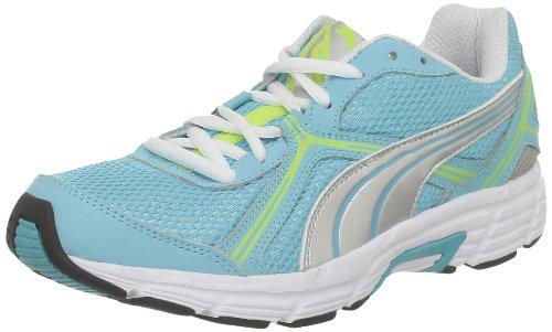 Puma Defendor Wn'S, Chaussures de sports en salle femme en salle femme Bleu (03Blue Curacao/Silver)