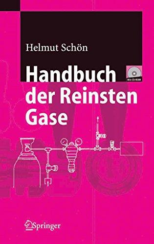 Handbuch der Reinsten Gase -