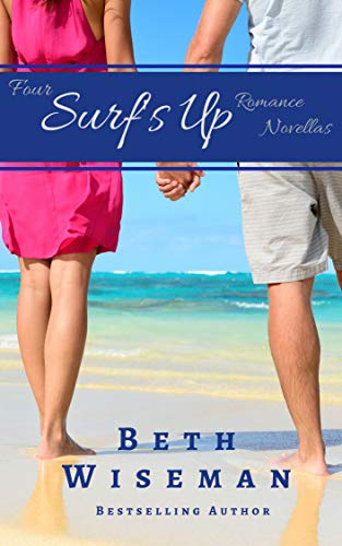 The Surf's Up Collection (4 in One Volume of Surf's Up Romance Novellas): A Tide Worth Turning, Message In A Bottle, The Shell Collector's Daughter, and Christmas by the Sea (English Edition)