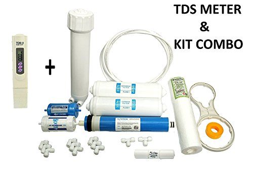 Aquafresh Complete RO Service Kit COMBO for Kent Grand / Grand Plus / Supreme RO Water Purifiers, Save on AMC Cost Every Year RO Service Kit for all kinds of RO (Aqua Grand/ Aquafresh)  available at amazon for Rs.1765