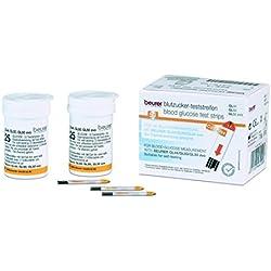 Beurer 50 test strips - Accesorio para dispositivo médico