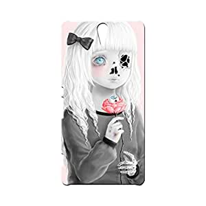 BLUEDIO Designer Printed Back case cover for Sony Xperia C5 - G2297