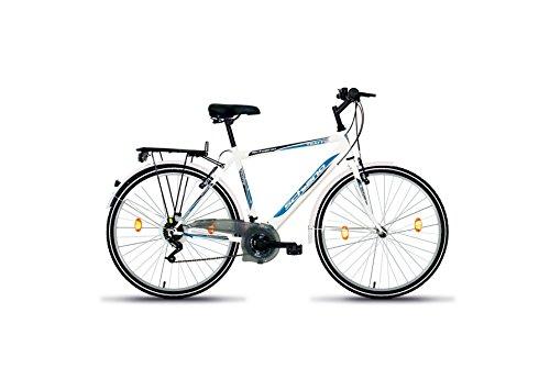 Flli Schiano Trekking Traffic Power Bicicletta Unisex Adulto