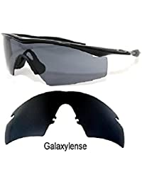 Galaxie Verres De Rechange Pour Oakley M Frame Strike Noir,GRATUIT S H -  Transparent, d4b4907a339b