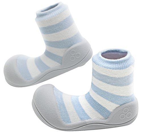 Attipas , Chaussures premiers pas pour bébé (fille) bleu clair 20 EU bleu clair