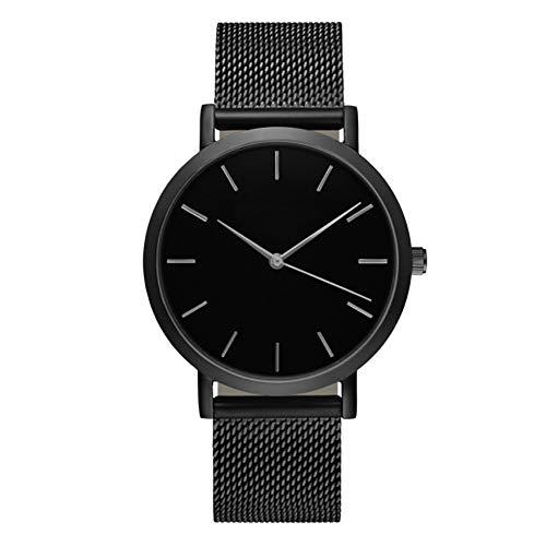YEARNLY Armband, bequem zu tragen, Luxus-Edelstahlband für Herren Damen, digitales LED-Armband, Sportuhr, modisch, leicht zu verwenden, sehr cool