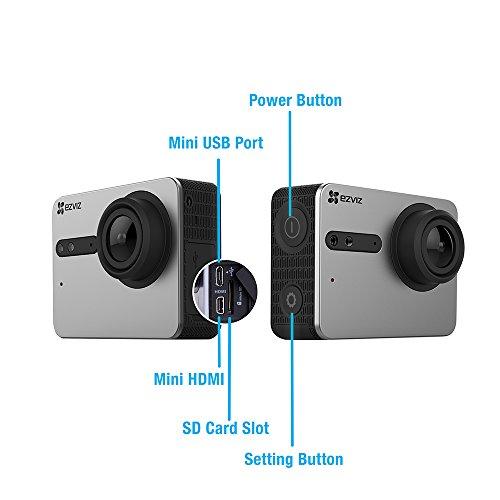 Zoom IMG-1 ezviz s5 sport action camera