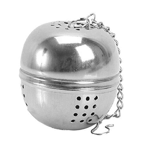 Edelstahl Kugel Tee-Mesh-Filter-Sieb ungeheftetes Spice Kitchen -
