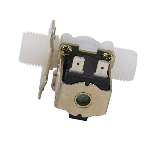 """NiceButy Magnetventil 12V DC magnetische N/C Wasserlufteinlassströmungsschalter 1/2\"""" DIY Tools"""